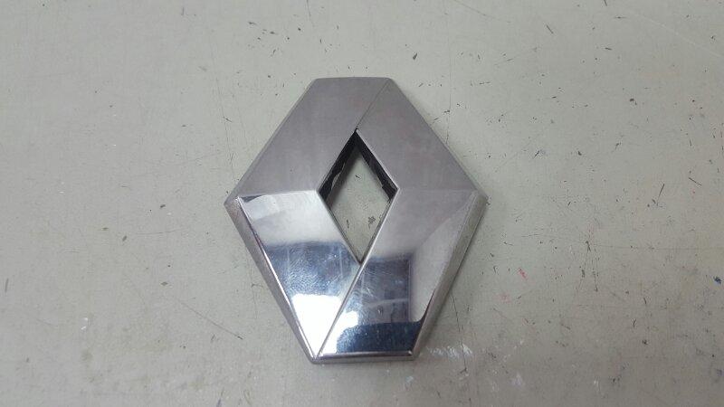 Эмблема Renault Fluence L30 K4M 2012