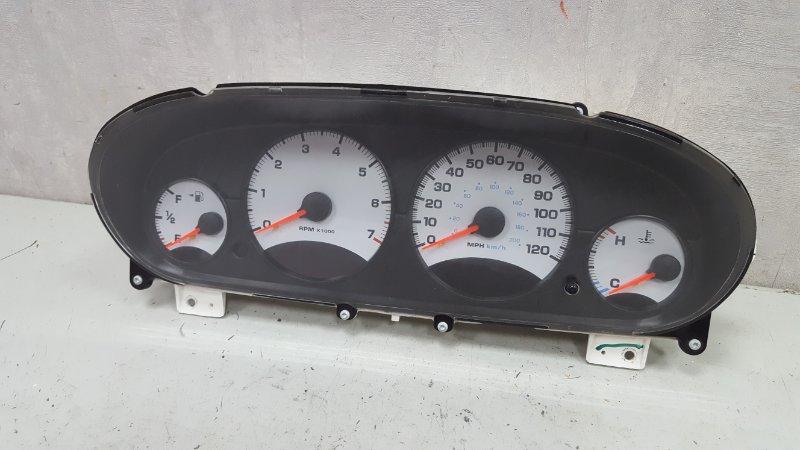 Щиток приборов Dodge Stratus STX EDS 2002