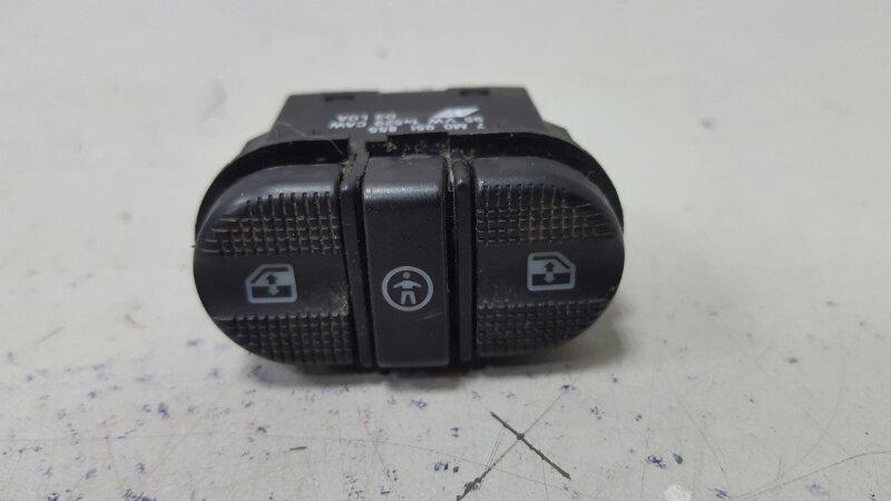 Кнопка стеклоподъемника Volkswagen Sharan 7M8 AMY 1999