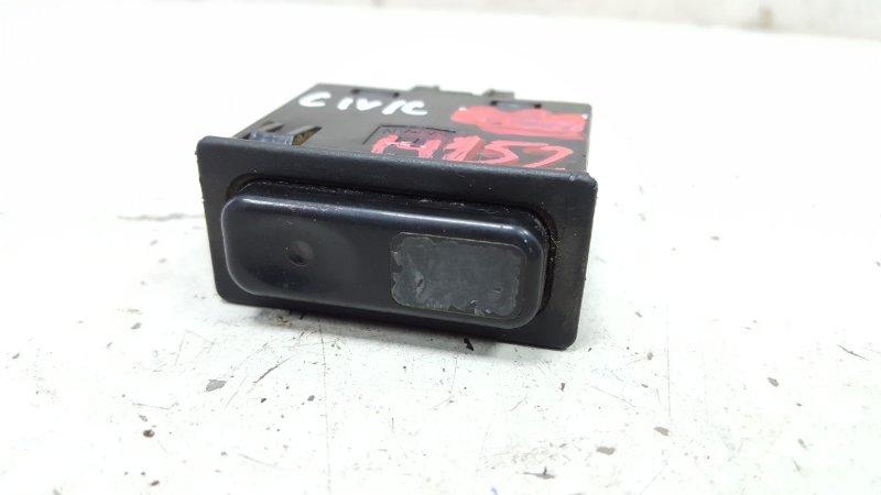 Кнопка противотуманок Honda Civic ED D15B 1990г