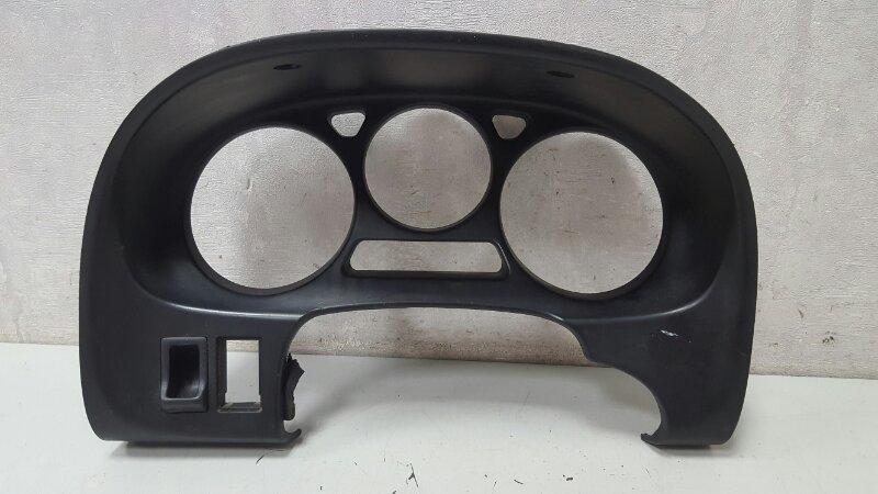 Накладка щитка приборов Toyota Caldina T210 3S-FE 2001