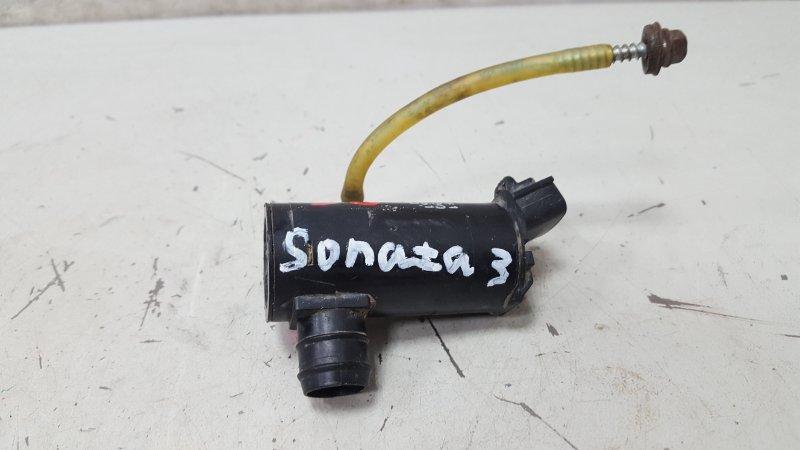 Моторчик омывателя Hyundai Sonata 3 EF G4JP 2000