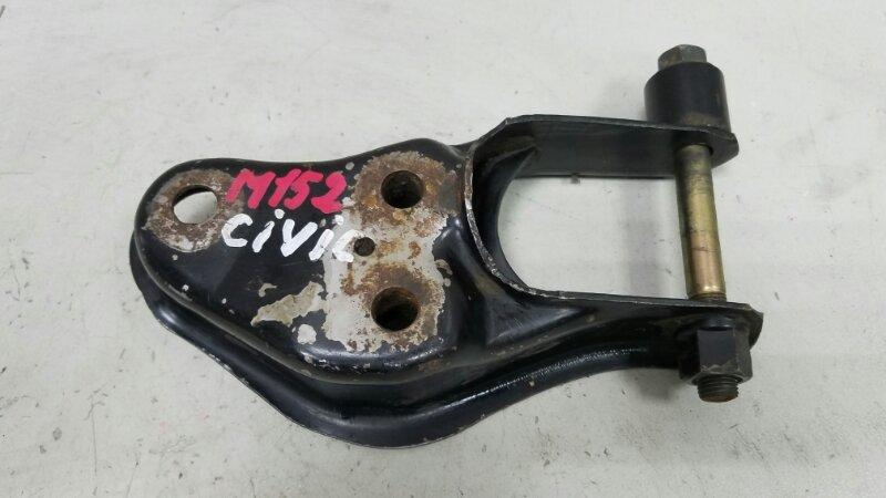 Крепление кронштейн двигателя двс опоры Honda Civic ED D15B 1990г
