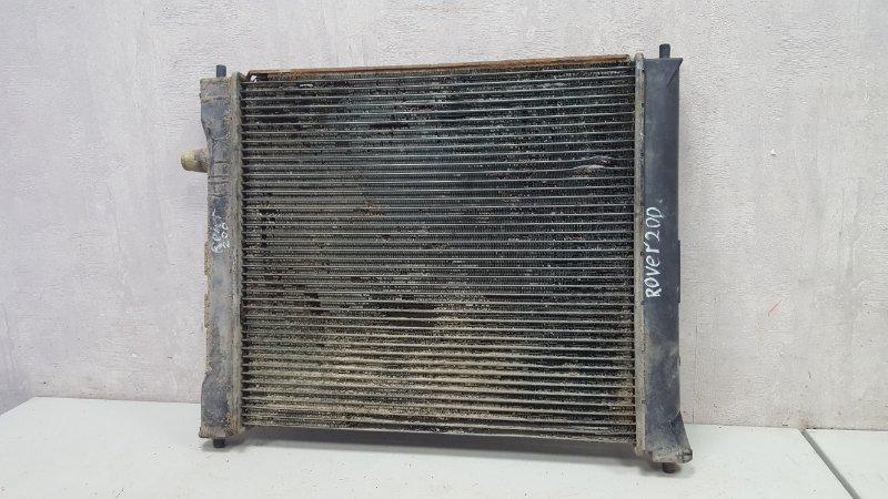 Радиатор охлаждения двс Rover 200 RF 14K4F 1999