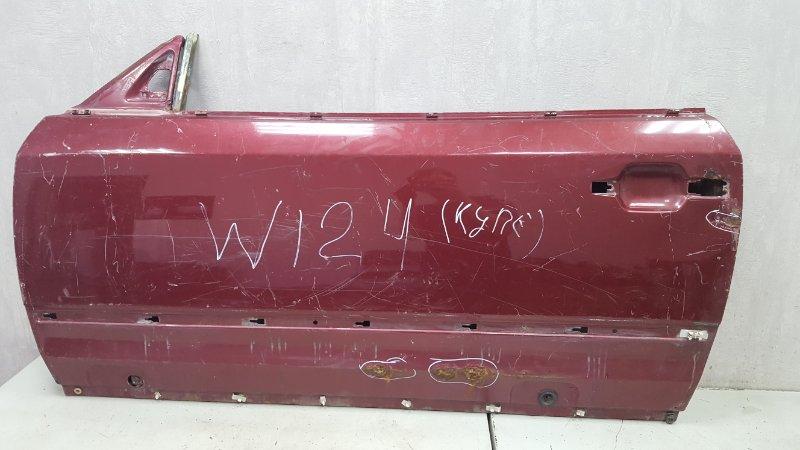 Дверь Mercedes E300 Купэ W124 M104 1994 левая