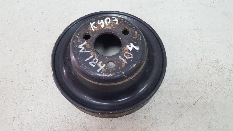 Шкив помпы гура насоса гидроусилителя Mercedes E300 Купэ W124 M104 1994