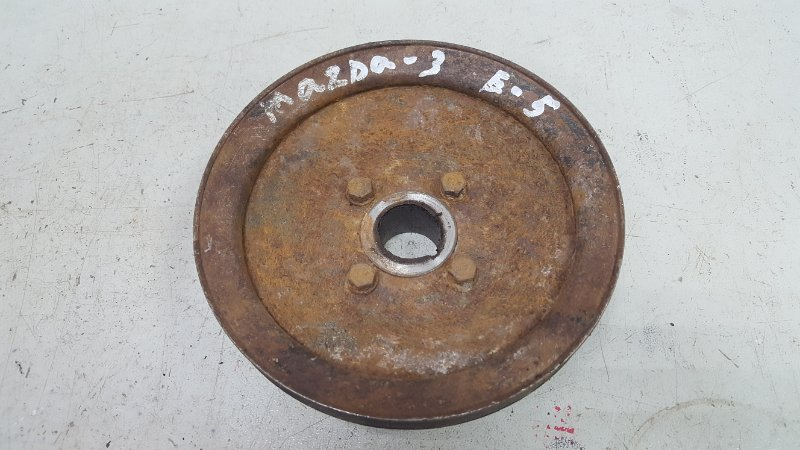 Шкив коленвала Mazda 323 Bf E5 1.5Л