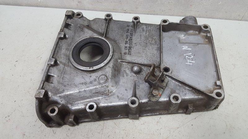 Крышка двигателя двс Mercedes E300 Купэ W124 M104 1994 передняя
