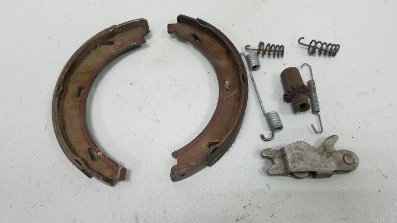 Механизм развода колодок Mercedes C230 Kompressor W203 M271.948 2003