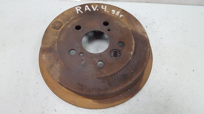 Тормозной барабан Toyota Rav 4 A10 3S-FE 1998г задний