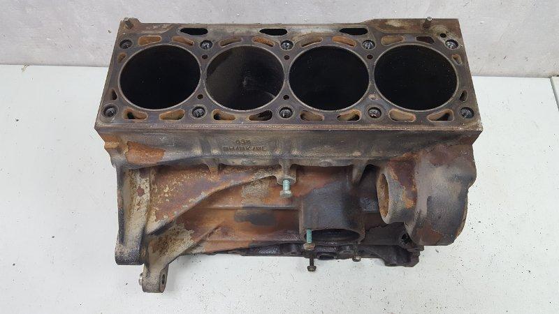 Блок двигателя двс Volkswagen Golf 4 BCB 1.6 L