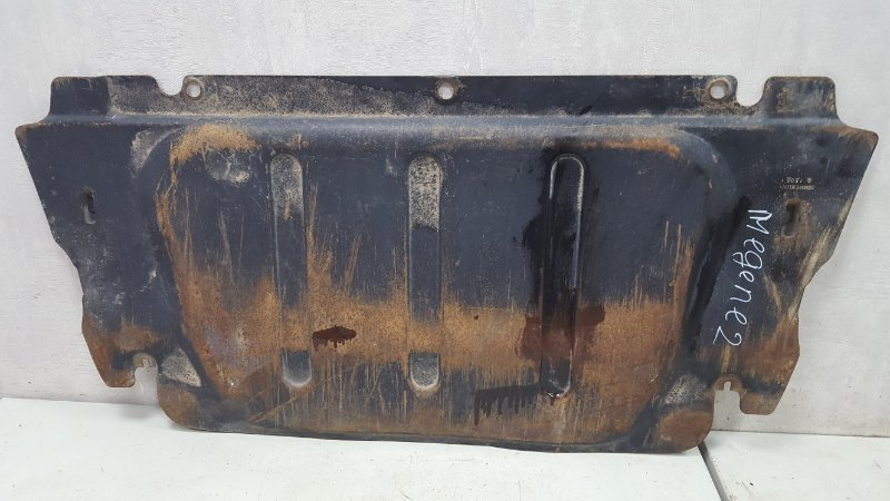 Защита двигателя двс Renault Megane 2 LM0 K4M 2005