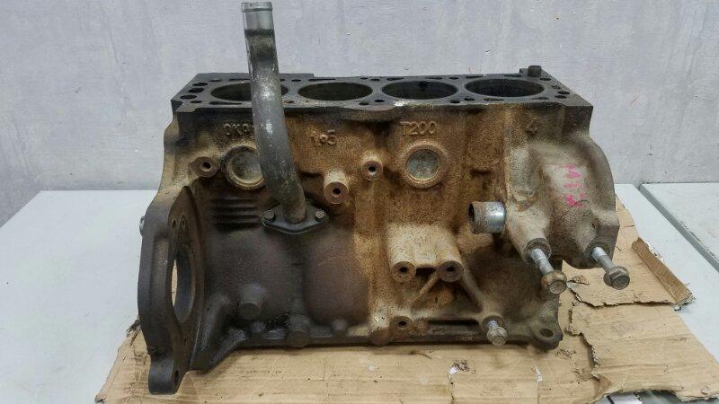 Блок двигателя двс Chevrolet Lanos T100 A15SMS 2007