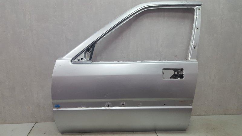 Дверь Honda Accord 3 CA4 B20A2 1987 передняя левая