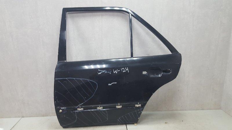 Дверь Mercedes E200 W124 M102.922 1988 задняя левая