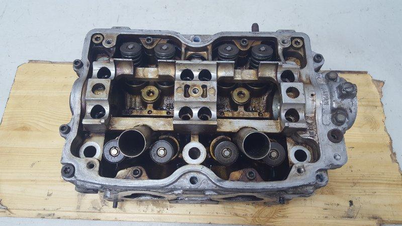 Головка блока цилиндров гбц Subaru Impreza GC EJ16E 1998
