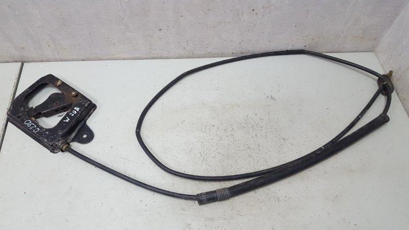 Трос ручника Mercedes C230 Kompressor W203 M271.948 2003 передний