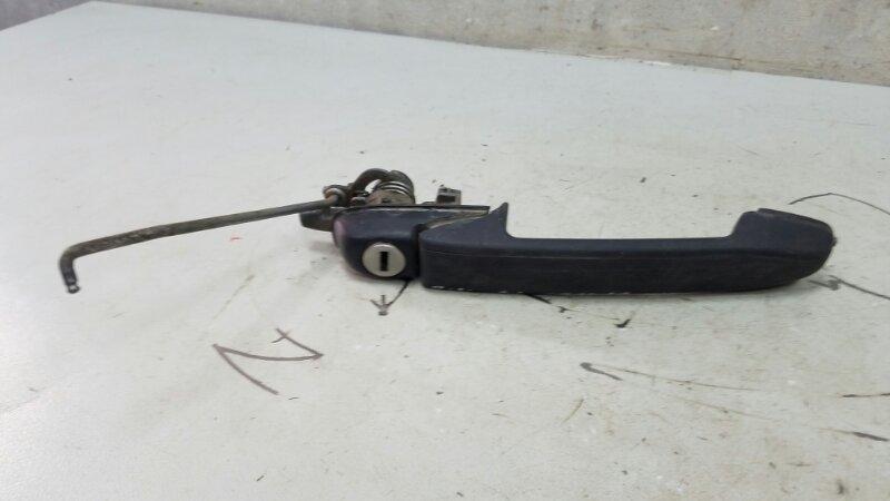 Ручка двери наружняя Fiat Bravo 188A5.000 1998 передняя левая