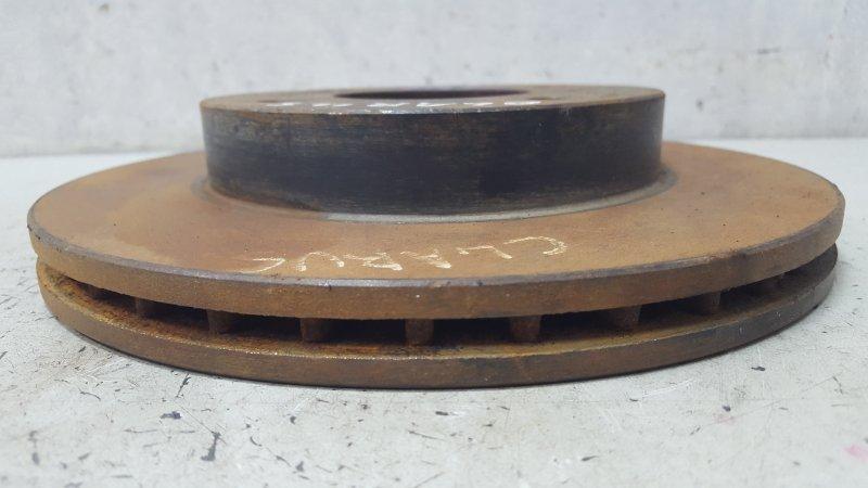 Тормозной диск Kia Clarus K9A T8D 1998 передний
