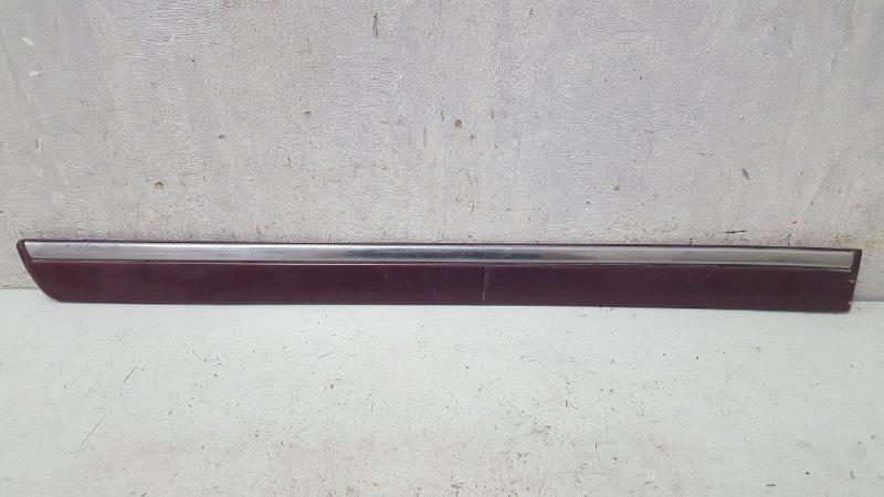Молдинг двери Vortex Estina A21 2010 задний правый