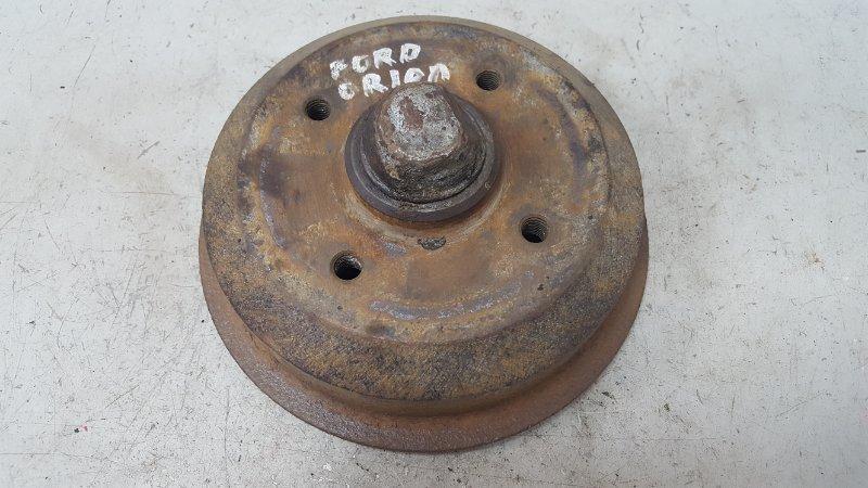 Тормозной барабан Ford Escort 4 1.3Л 1983 задний