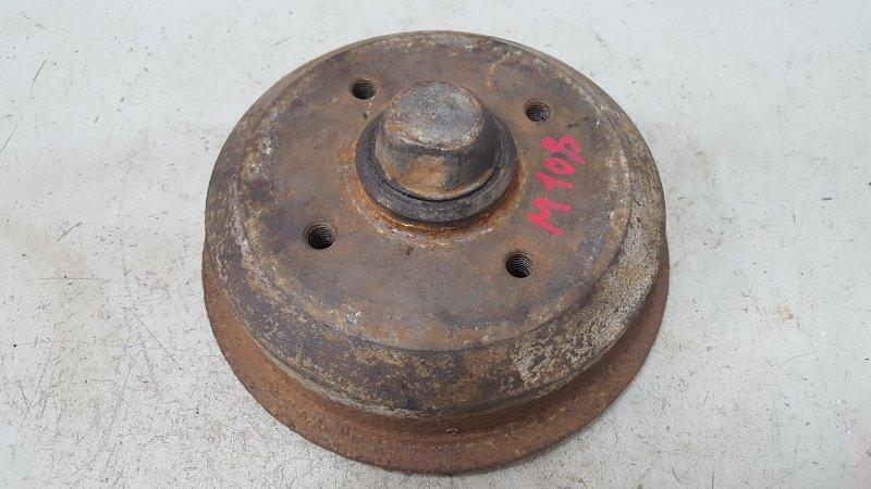 Тормозной барабан Ford Escort 4 1.1Л 1985 задний