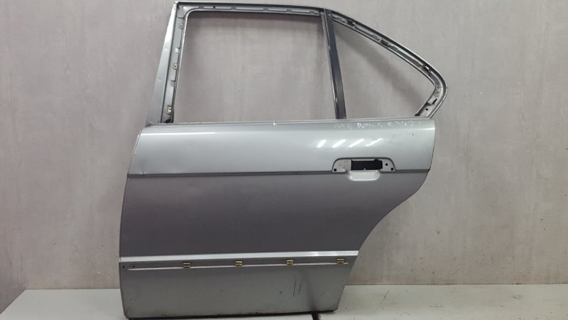 Дверь Bmw 525I E34 M20 1988 задняя правая