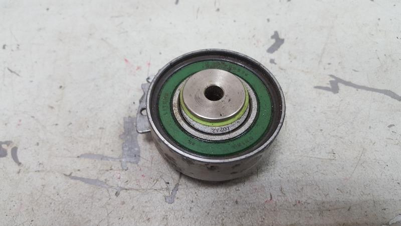 Обводной ролик приводного ремня Chevrolet Lanos T100 A15SMS 2007