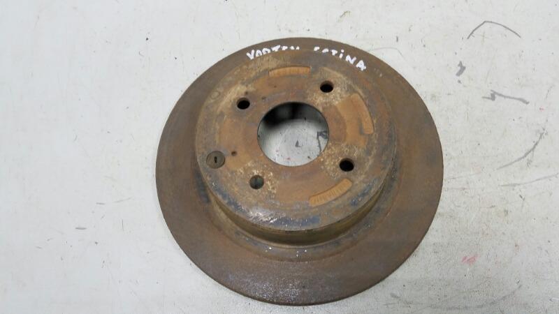 Тормозной диск Vortex Estina A21 2010 задний