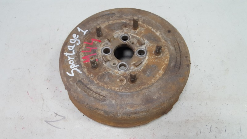 Тормозной барабан Kia Sportage 1 K00 RF 1998 задний