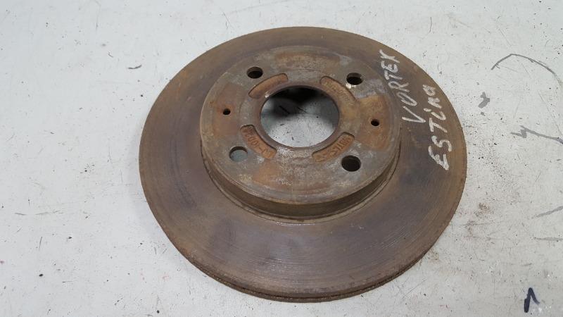 Тормозной диск Vortex Estina A21 2010 передний