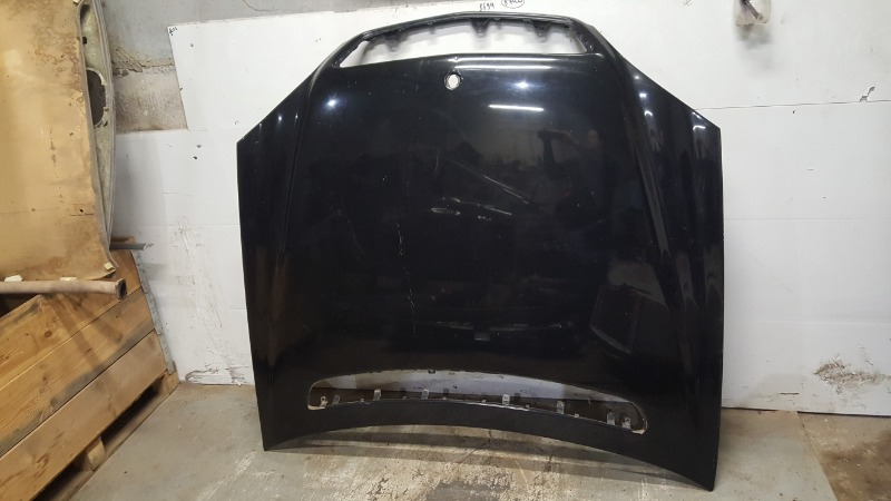 Капот Mercedes S600L W220 M137.970 2001