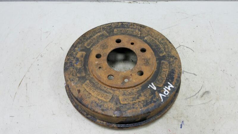 Тормозной барабан Mazda Mpv 2 JP FS 2003 задний левый