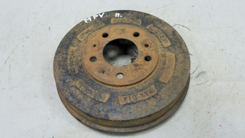 Тормозной барабан Mazda Mpv 2 JP FS 2003 задний правый