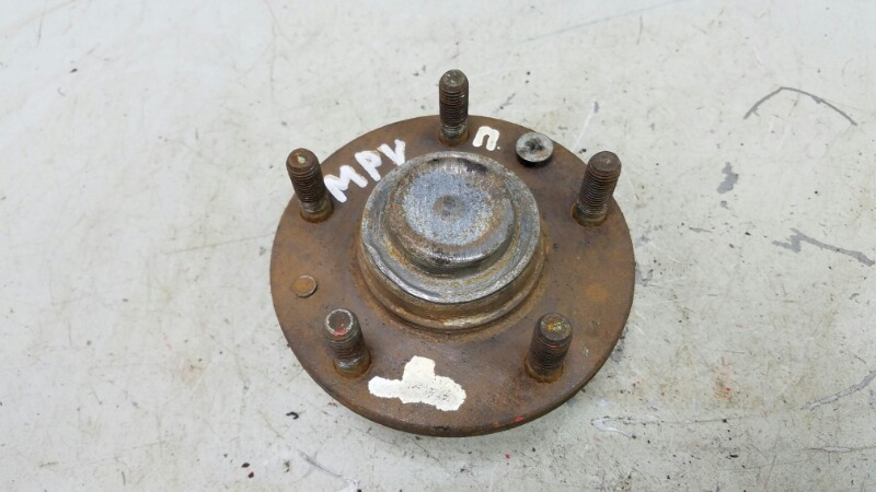 Ступица Mazda Mpv 2 JP FS 2003 задняя правая