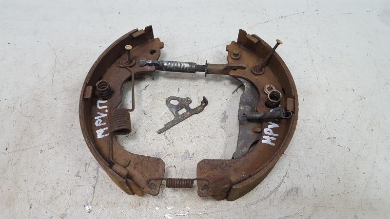 Механизм развода колодок Mazda Mpv 2 JP FS 2003 задний правый