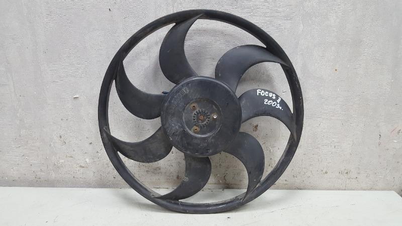 Вентилятор охлаждения радиатора Ford Focus 2