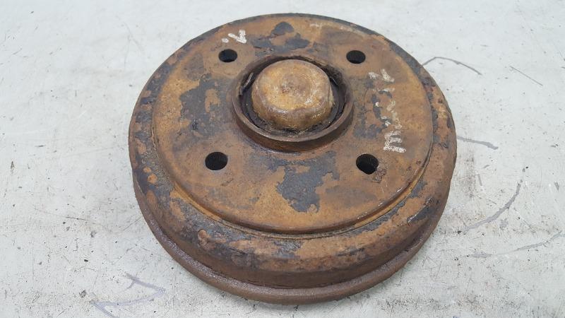 Тормозной барабан Daewoo Matiz FBCV 2007 левый