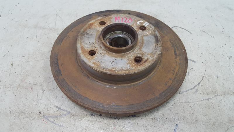 Тормозной диск Citroen C4 LA NFU 2007