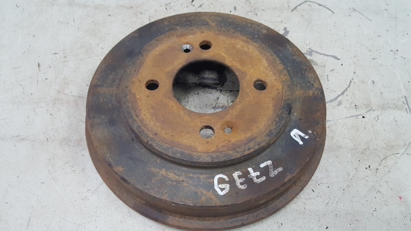 Тормозной барабан Hyundai Getz TB G4EE 2009 задний правый