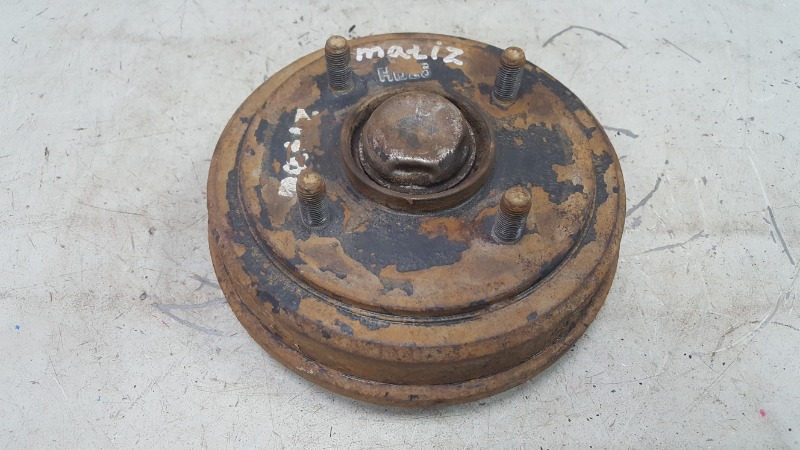 Тормозной барабан Daewoo Matiz FBCV 2007 задний