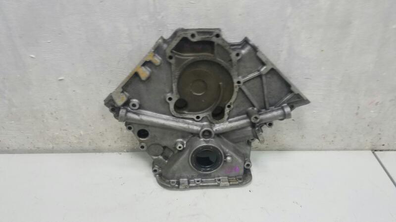 Крышка двигателя Mercedes S420 W140 M119.971 1998 передняя