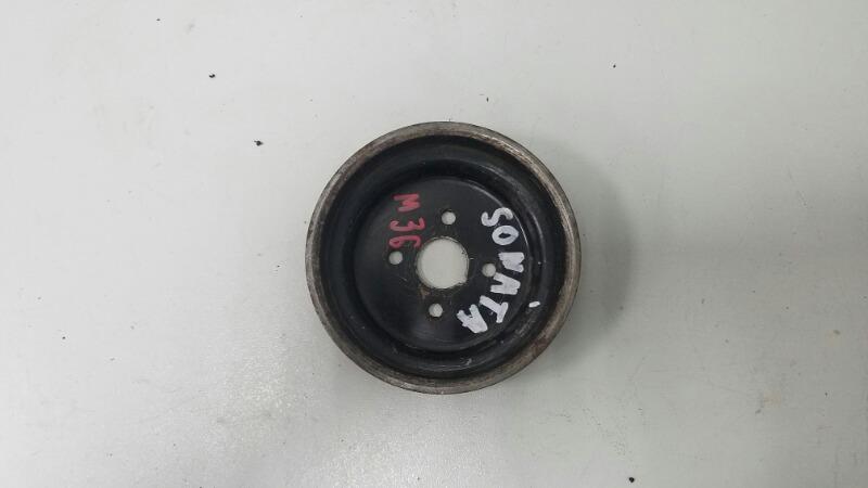 Шкив помпы гура насоса гидроусилителя Hyundai Sonata 3 EF G4JP 2000