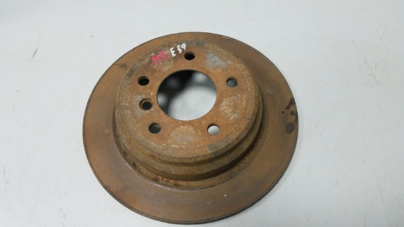 Тормозной диск Bmw 5 E39 M52 1998 задний