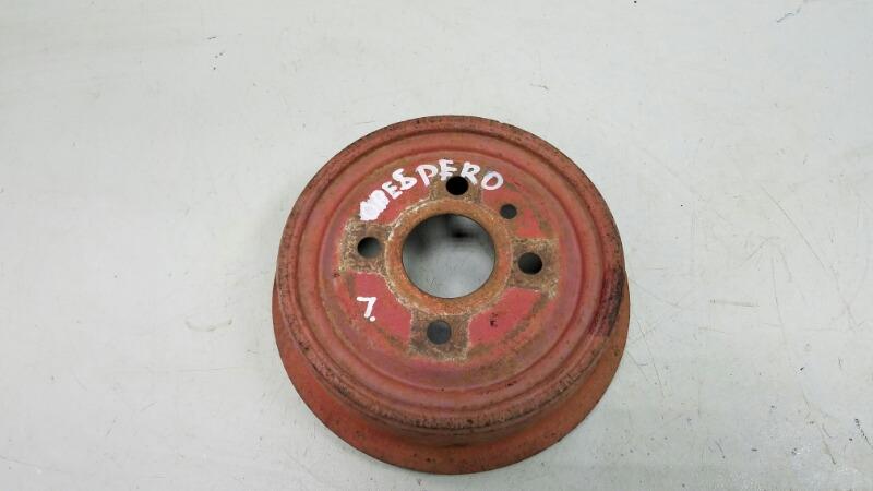 Тормозной барабан Daewoo Espero C20LE 1998 задний левый
