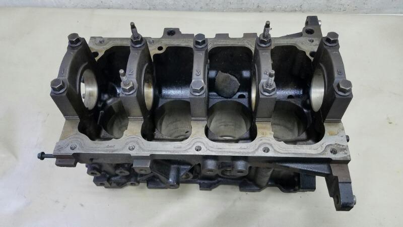 Блок цилиндров Ford Mondeo 1 GBP RKA 1993