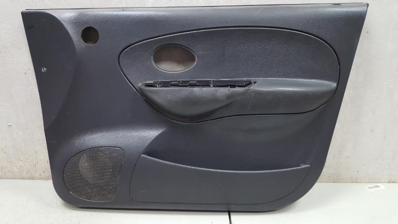 Обшивка карта двери Daewoo Matiz FBCV 2007 передняя правая