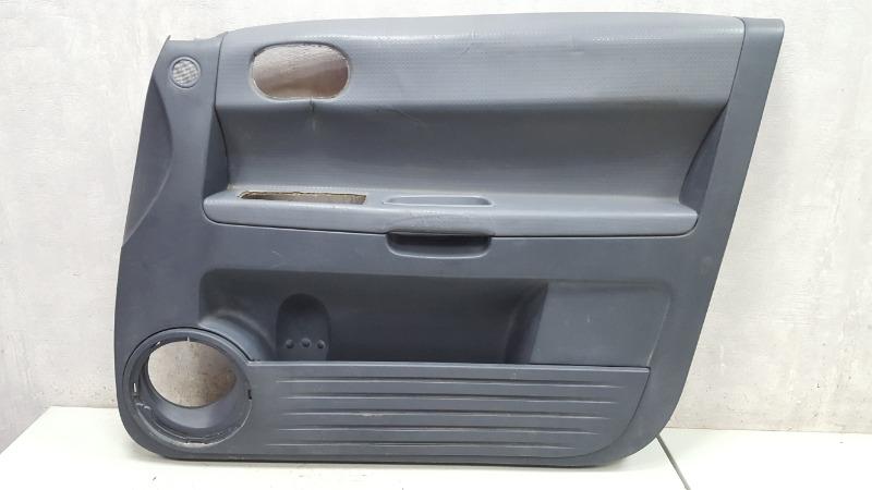 Обшивка карта двери Mitsubishi Colt Z3A 4A90 2006