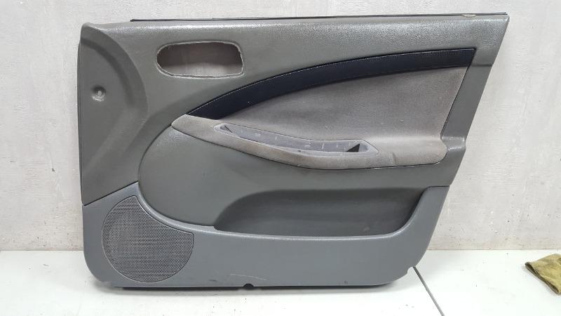 Обшивка карта двери Chevrolet Lacetti J200 F14D3 2007 передняя правая