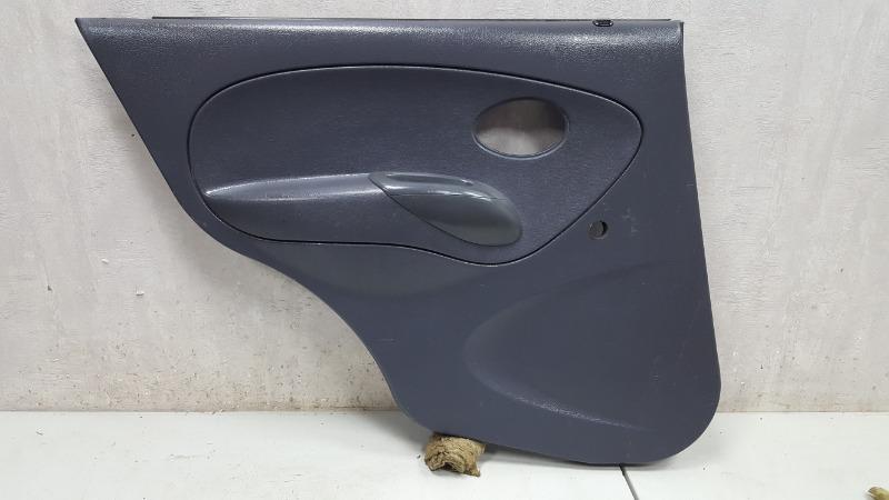 Обшивка карта двери Daewoo Matiz FBCV 2007 задняя левая